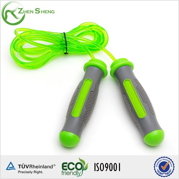 Zhensheng Hot Sale Crossfit Handle Jump Rope