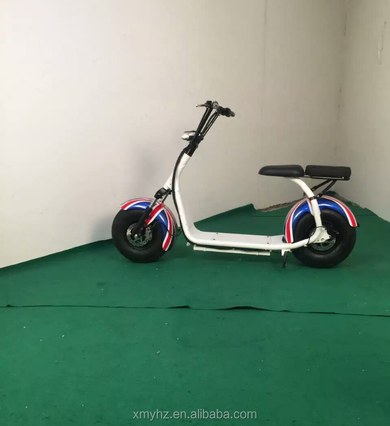 Fashion Citycoco/ Harley scooter/ 2 wheels Electric Motorcycle