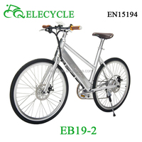 EB19 cheap electric bike with hidden battery
