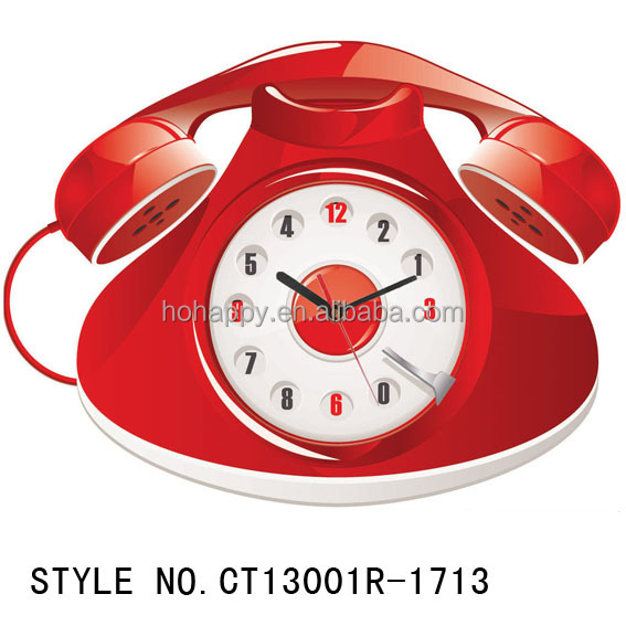 HoHappy 2017 clock themes decorative modern kitchen clocks