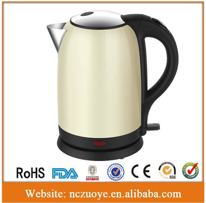 Tea And Coffee Maker Midea Wide Mouth Tea Kettle For Sale