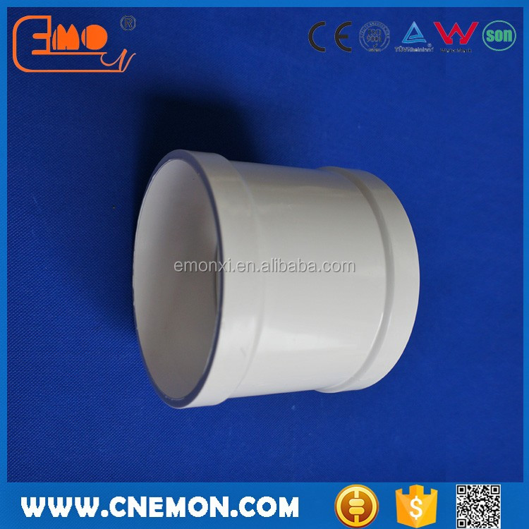 Good quality PVC Pipe Fitting Plastic Coupler