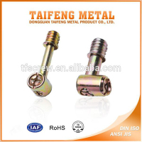M6 Jointing Hardware Bed Screws