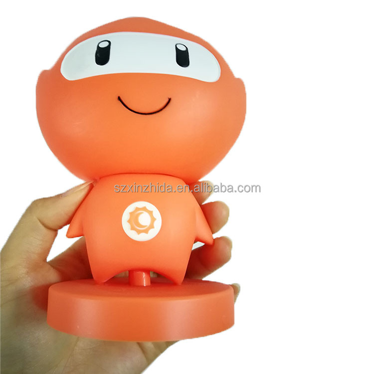3D custom vinyl cartoon character modle action figure toy