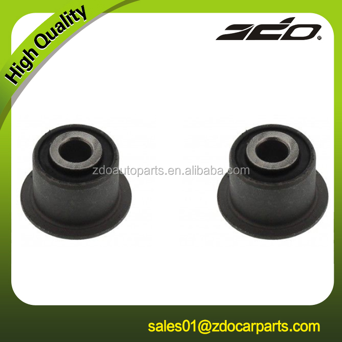 Front suspension arm bushing type rubber lower bushing automobile 96011483