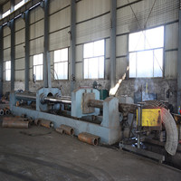 Carbon steel 90 degree pipe elbow forming machine