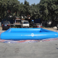 HOLA blue inflatable swimming pool liner for sale