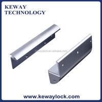 Aluminium ZLC Door Lock Bracket for Magnetic Lock for Inward Door