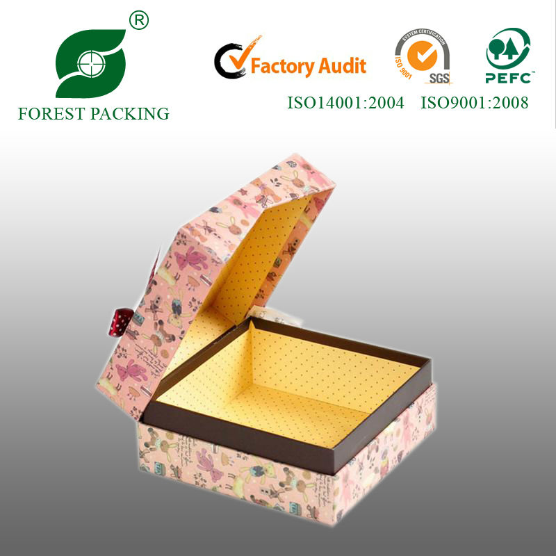 2014 NEWEST ECO-FRIENDLY WHOLESALE PAPER JEWERLY <strong>BOX</strong>