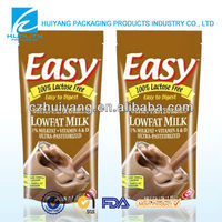fda certificated food packaging plastic sachet for instant tea tea bag milk tea