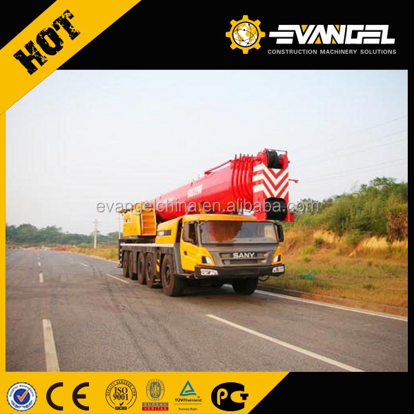 2017 good Price Chinese new All Terrain Mobile Crane SANY all terrain crane SAC3500
