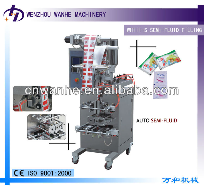 WHIII-S100 Automatic Chili Paste Filler