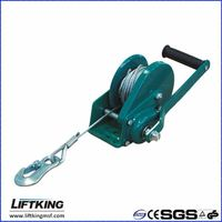LIFTKING marine hand winch