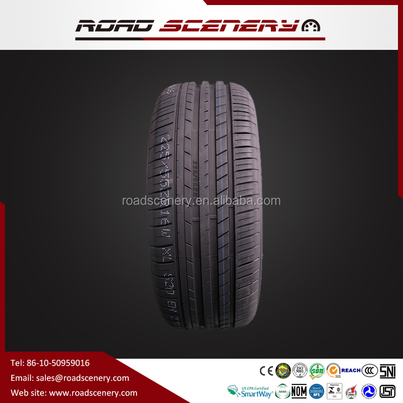 High Quality New Summer UHP Tires 225/55R17 and 225/55ZR17 for sale