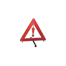 PMAA safety reflector warning triangle for car emergency