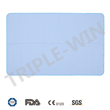 blue cool gel mats for cars