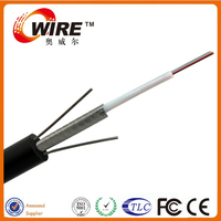 Manufacturer supply pipeline cable way Gtys/gyta/gyfty /gyta53/gyxtw/gyxty 24 Core Fiber Optic Cable With UL