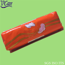 Hot Selling Women Sanitary Napkins,Straight Type Sanitary Pads For Lady