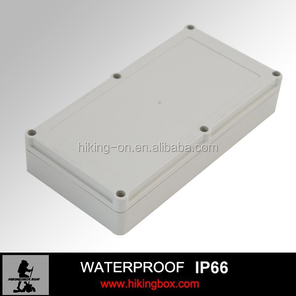 Plastic enclosure electronic PCB box HIKINGBOX