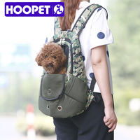 HOOPET four color set pet dog carrier bag