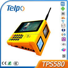 Telepower TPS580 New Design parking Barcode Scanner quality Industrial PDA Tablet POS System