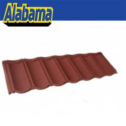 Africa colorful strong adhesive roof tile construction material, galvanized corrugated sheet metal, roofing iron