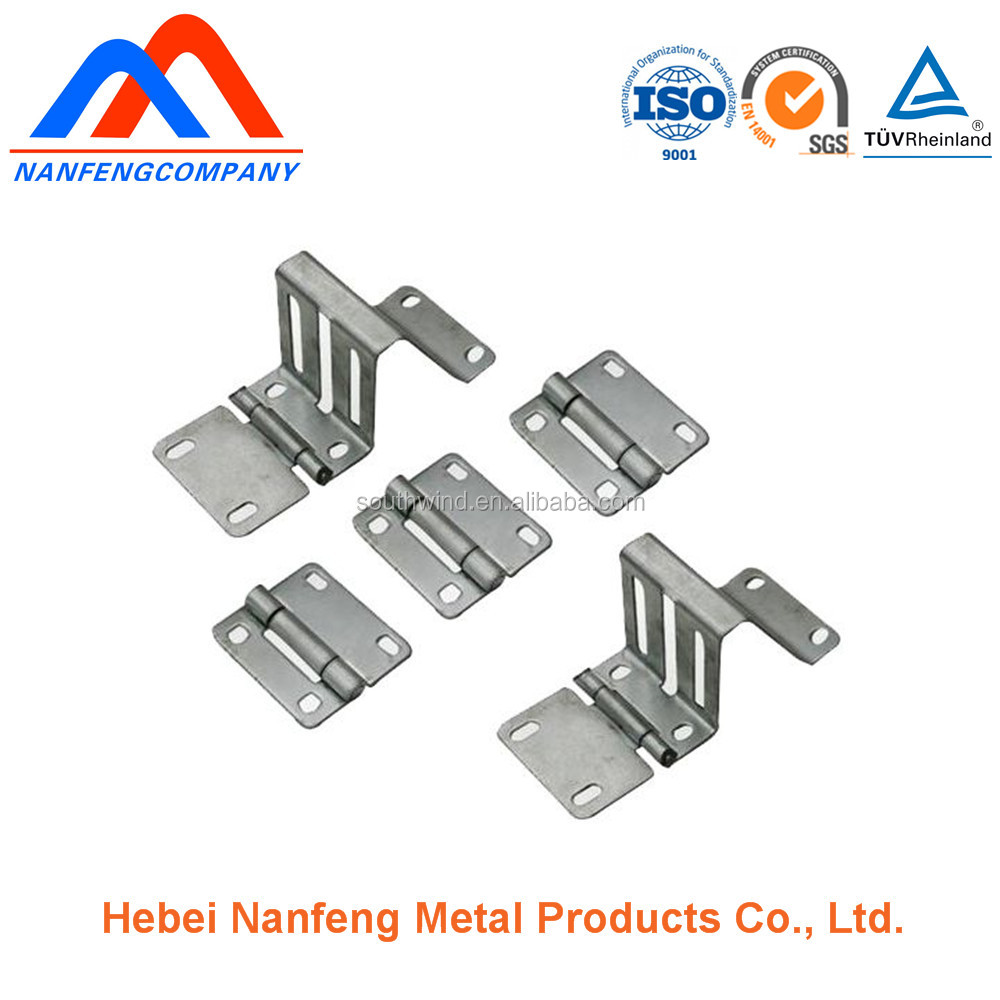 Custom Metal Accessories For Furniture Cabinet Connection Stampings
