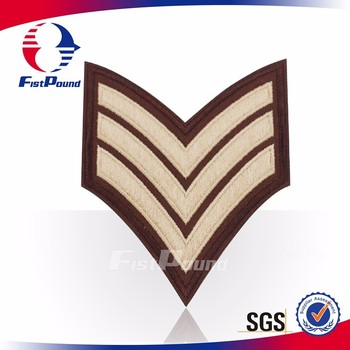 Custom Millitary Embroidered Patches