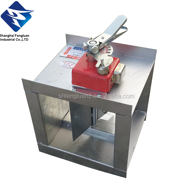 Rectangular volume control 70 degree Motorized damper