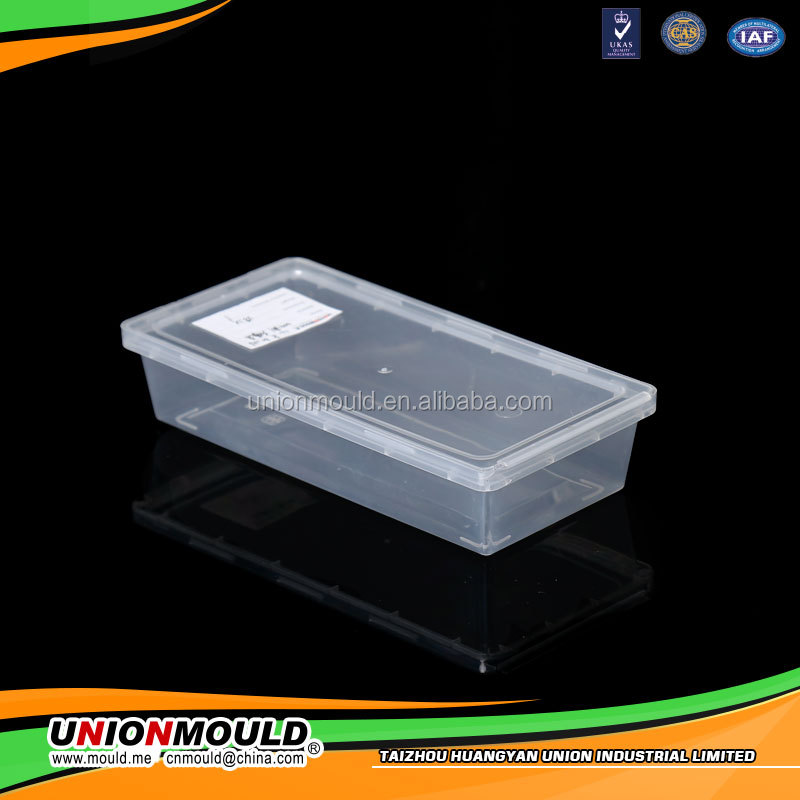 High quality IML mold label printing plastic container for frozen food packaging mould/mold/molding
