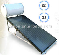 IPFT Compact Direct/Indirect Flat Plate Solar Water Heater