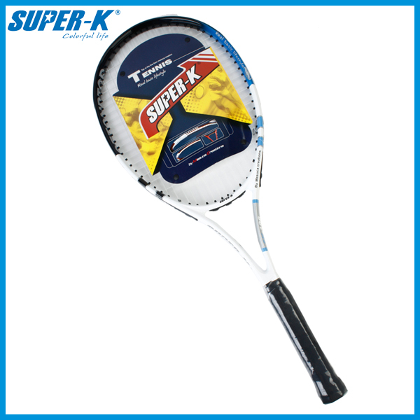 Custom Brand Name Aluminum-Carbon Tennis Racket SK196