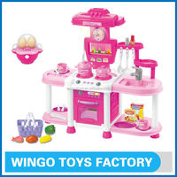 Modern Comfort Toy Kitchen Electronic Childrens