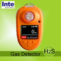 PG610 Portable gas monitor H2S detector Highlighted OLED screen Factory