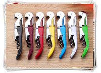 Top quality hot sale promotional wine metal bottle opener corkscrew