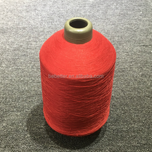 100% POLYESTER TEXTURED DTY YARN FOR OVERLOCK THREAD AND TAPE,STRING
