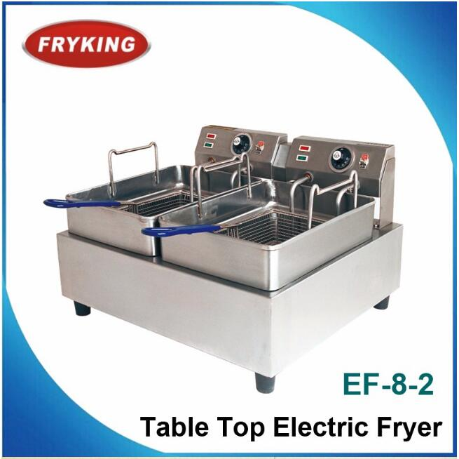 Catering equipment manufacturer electric deep chips fryer