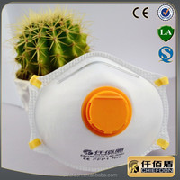 disposable safety cup shaped niosh n95 face mask