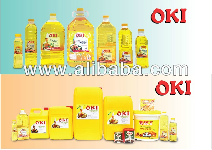 Cooking Oil (Brand: OKI, Turkey, Odomse)