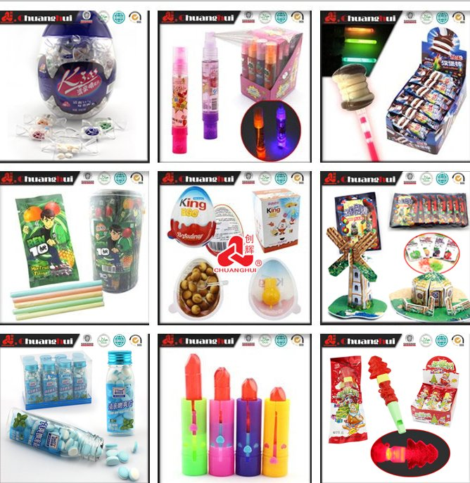 Chuanghui Candy Factory/Manufacturer CC Stick Candy Sweets/Marshmallow Confectionery Hot Sale!