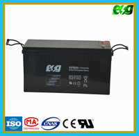 sealed lead-acid battery 12v 200ah solar panel battery for solar power systems