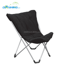 Portable Butterfly Chair for living room use easy carry chair fold up chair