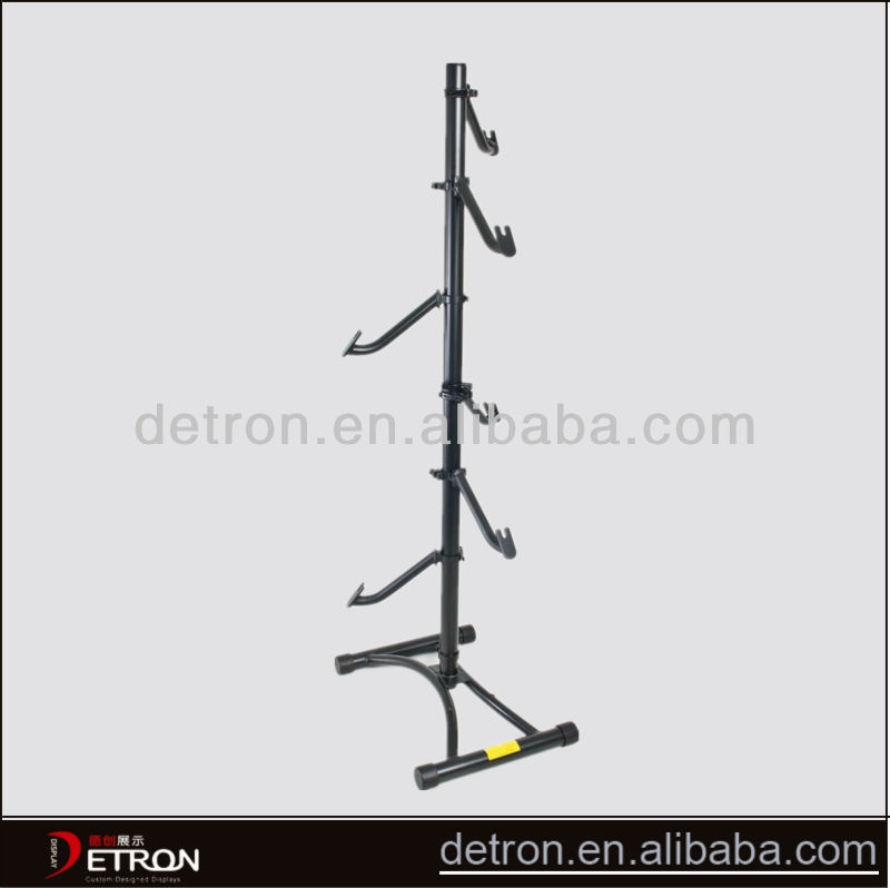 Beautiful design single tyre display stand