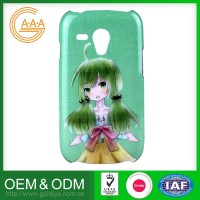 Oem Mobile Phone Cover Wholesale Colorful Pc Pu Cell Phone Case
