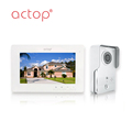 Rainproof camera new doorbell door intercom video