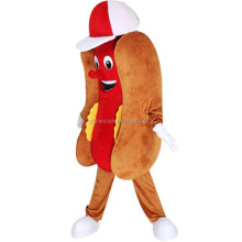 2018 Best Selling factory direct inflatable model costumes mascot for sale