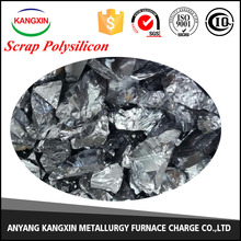 scrap/stive polysilicon used in solar energy