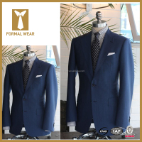 Formal Fashion Classic Blue New Designs Mens Blazer