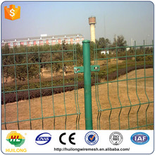Curved Wire Mesh Fence Panel/hot-dipped galvanized