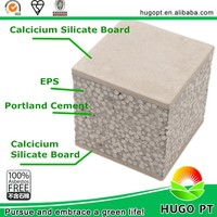 Fireproof Heat Insulation Composite Board Building Construction Material